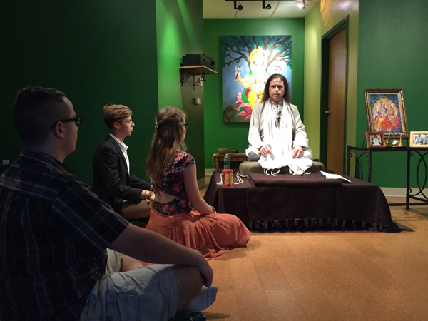 Brahmana Initiation 2016