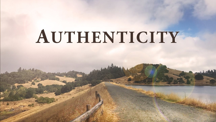 Authenticity video