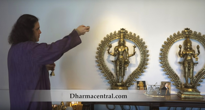 Puja on Dharmacentral.com