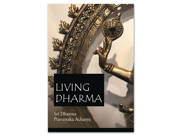 Living Dharma Book
